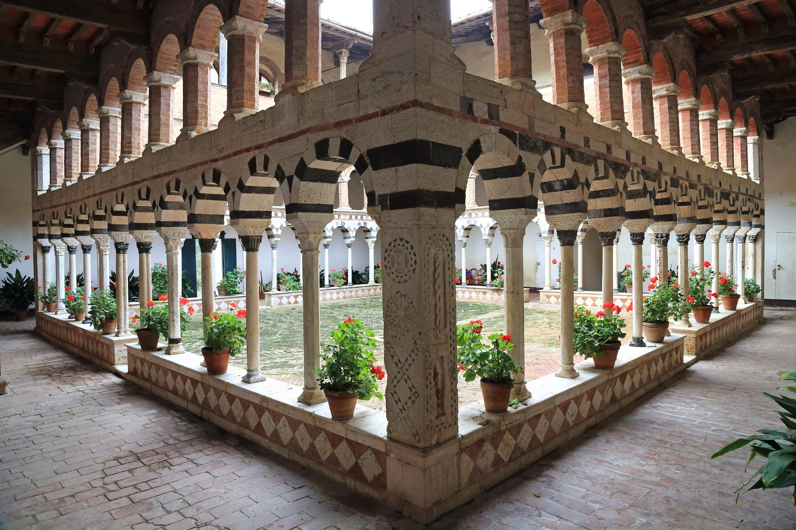 Cloister of Torri